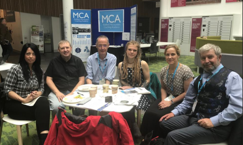 Patient Team Present at the Microsystems Coaching Academy Expo 2019